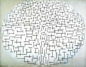 Mondrian Ocean 1915