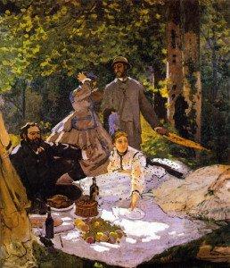 Claude Monet_dejeunersurlherbe
