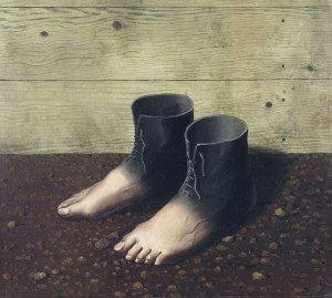 Magritte le-modele-rouge