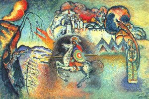 wassily-kandinsky-st-georges-dragon