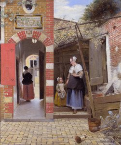 Pieter_de_Hooch_-_The_Courtyard_of_a_House_in_Delft