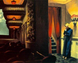Edward Hopper, Newyork-movie