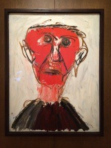 karel-appel-portrait-de-sir-herbert-read